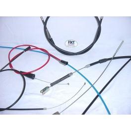 Voorrem kabel YZ 250 1983-1984, zwart