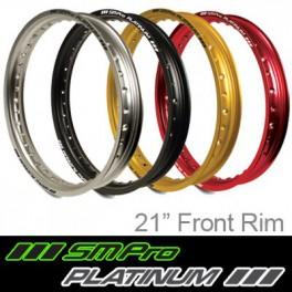 "21"" front SM Pro rim, KX models"