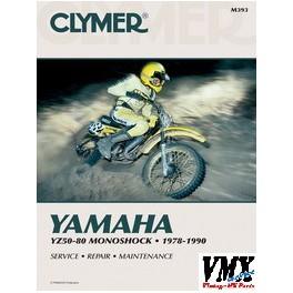 yz50 1980 yz60 1981 82 yz80 1978 1990 vintage service mx parts rh vmx service eu Yamaha YZ 60 Years Made Yamaha YZ 65