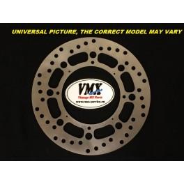 Front brake disc CR