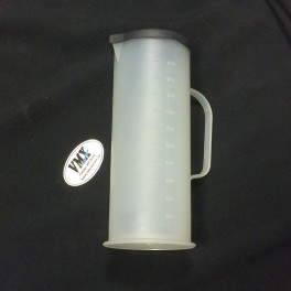 Oil can with lid, 1 liter