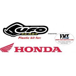 Plastic kit CR250  2001-2007