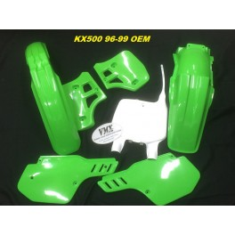 Plastic kit KX500 1996-1999