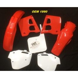 Plastic kit CR250  1990-1991