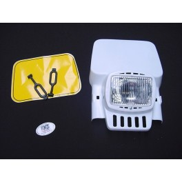 Headlight type 2, various colors