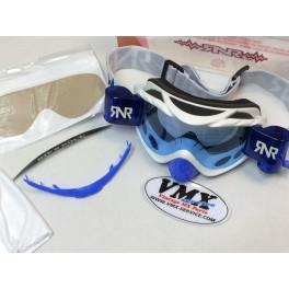 RNR goggles with rolloff, blue white