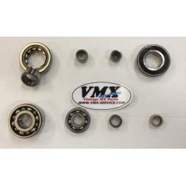 Crankcase bearing set 81-82